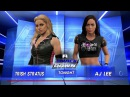 WFW SmackDown: Trish Stratus vs AJ Lee [½ of Tournament for 1'st contender for Women Championship]