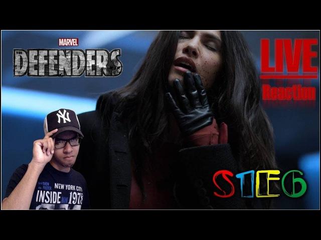 [Vezaks: реакция] Раздор! Защитники/Marvel's the Defenders - 1 сезон 6 серия *redirect*