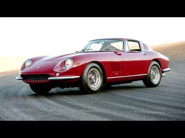 Ferrari 275 GTB4 Acciaio '1966–68