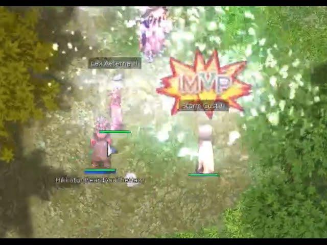 Ragnarok Online MVP Hunting - Episode 1