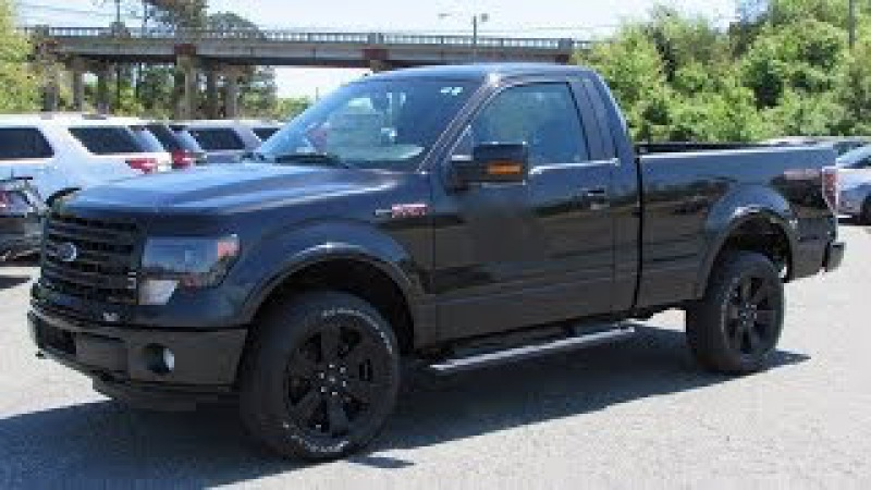 2014 Ford F-150 FX4 Tremor Start Up, Exhaust, and In Depth Review