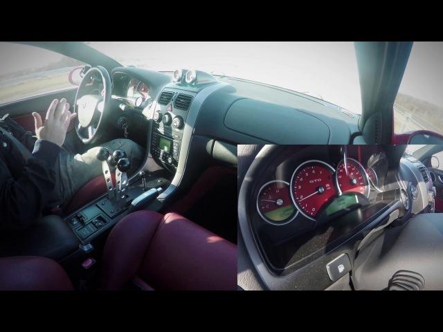 Kilduff Shifter in action 06 GTO