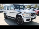 2017 Mercedes Benz G Class G63 AMG Full Review Exhaust Start Up Short Drive