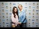 Интервью Евгении Медведевой с мамой для PAG