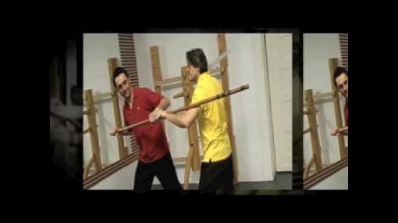Double Knives Training | Doppelmesser | Bart Cham Dao | WT | Wing Tsung | Dai Sifu Reimers