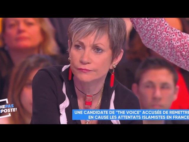 Polémique the voice : Les propos d'isabelle morini bosc sur Mennel et son chant en arabe !