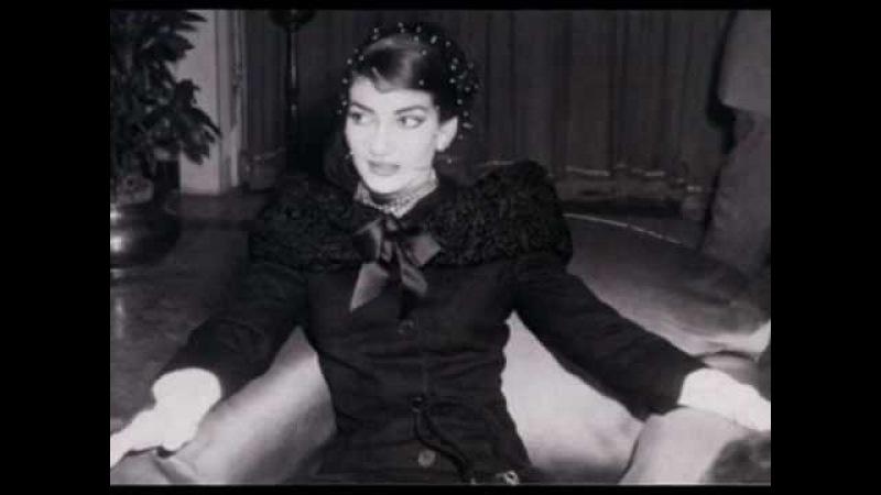 Maria Callas: Bellini - I Puritani, 'Qui la voce... Vien, diletto'