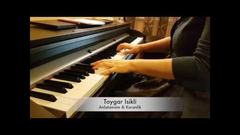 Anlatamam Karanlik (Kara Sevda)-Piano Cover by Roxana Belibou