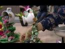 Cascata de Flores em Xícara por Rosana Cardoso - 01/07/2017 - - P1/2