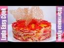 2018 ПРАЗДНИЧНЫЙ САЛАТ КОРАЛЛОВЫЙ РИФ ЭФФЕКТНЫЙ И ОЧЕНЬ ВКУСНЫЙ   Tasty Salad Recipes for New Y
