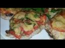 Мясо по французски из свинины и курицы, цыганка готовит. Gipsy kitchen.
