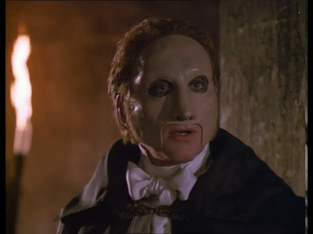 The Phantom of the Opera (1990 Charles Dance) Part 1/2 (EU Print) (HQ!)