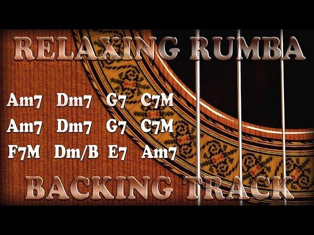 Backing Track Relaxing Gipsy Flamenco Rumba