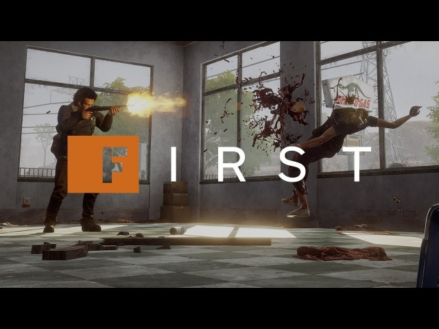 State of Decay 2 A Deeper Look at the Upgraded Base-Building System [4K] - IGN First