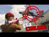 GTA ONLINE - А ТЫ ТОЧНО УМЕЕШЬ СТРЕЛЯТЬ? #342