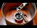 ЦЕНТРОБЕЖНАЯ ЛИТЕЙНАЯ МАШИНА ИЗ ДЕТАЛЕЙ СТИРАЛКИ И БЕНЗОПИЛЫ- Metal Casting Machine