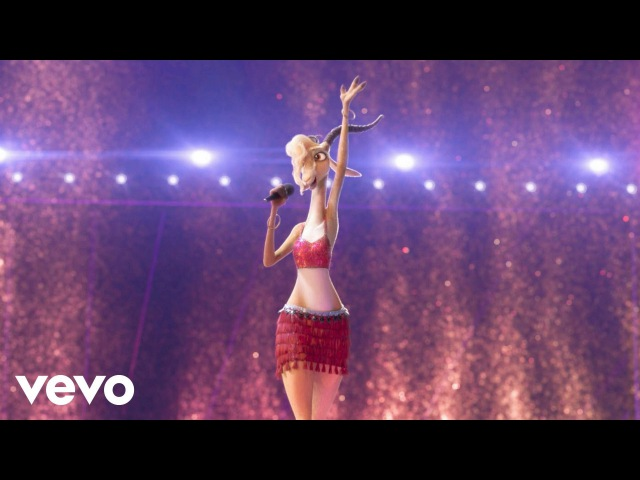 Shakira - Try Everything (From Zootopia) (Official Music Video)