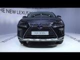 Вот он, новый Lexus NX 2018 Stenni Тест Драйв