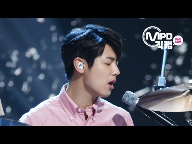 [Fancam] Minhyuk of CNBLUE(씨엔블루강민혁) Young forever @M COUNTDOWN_160407 EP.78