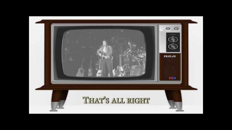 ELVIS PRESLEY - EAGLES HALL HOUSTON TEXAS 19 MARCH 1955 5 SONGS