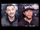 КАБ СВОНСОН И БРАЙАН ОРТЕГА ПЕРЕД БОЕМ НА UFC Fight Night 123