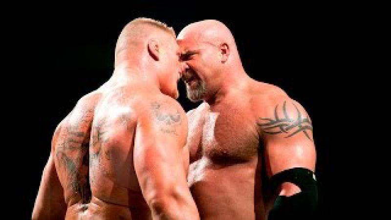 ВОЗВРАЩЕНИЕ ГОЛДБЕРГА! Бой против Брока Леснара