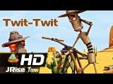 TWIT-TWIT #01 ?? Короткометражный мультфильм про роботов