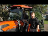 Kubota Grand L-series tractors. Lifes easy with Yarra Valley Ag...