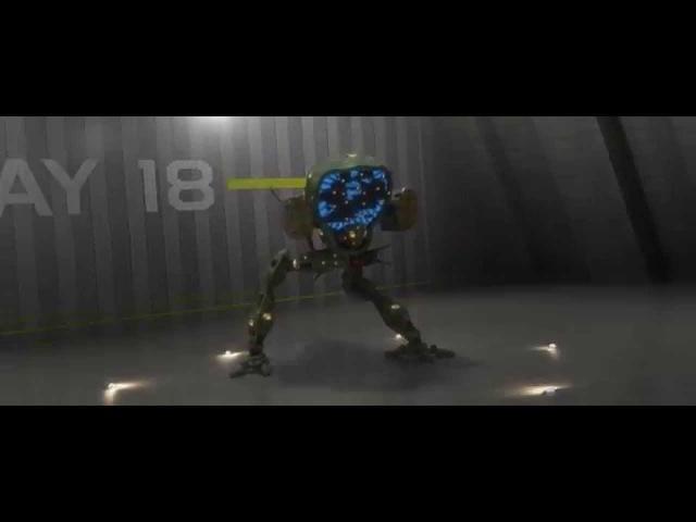 WWR Robot Concept: Chimera
