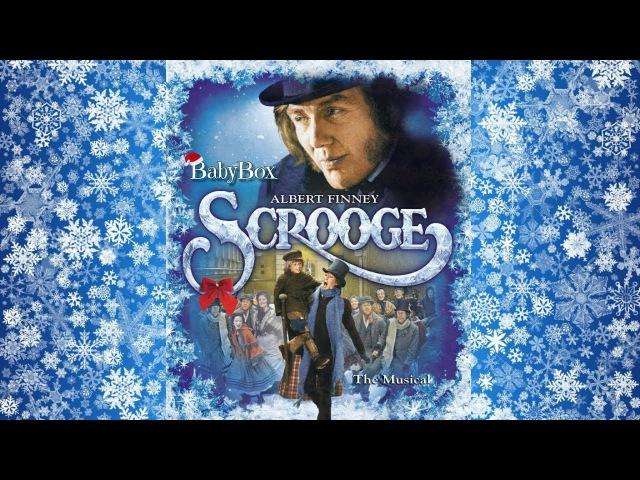 Scrooge 1970 /Фэнтези «Скрудж» (Чарльз Диккенс «Рождественская песнь в прозе») YouTube