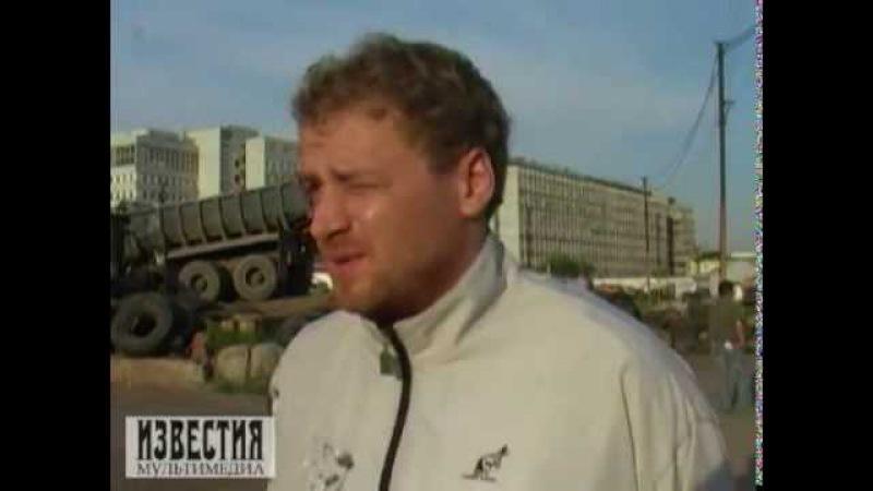 ИЗВЕСТИЯ: Алексей Барабаш: «Нашему кино нужен свой «Брюс Виллис»