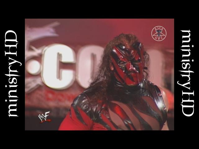 An Injured Kane Chokeslams Triple H, Chyna Shane McMahon! 9/6/99