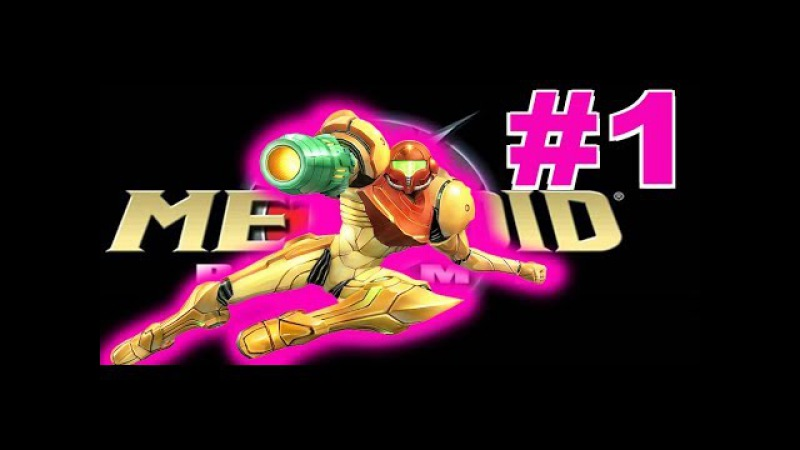 BLAST FROM THE PAST Metroid Prime Gamecube Gameplay PART 1