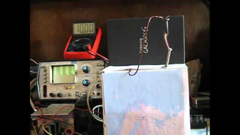 Falcon's Ionophone (plasma speaker) E-Class, Moscow (ионофон, поющая дуга)