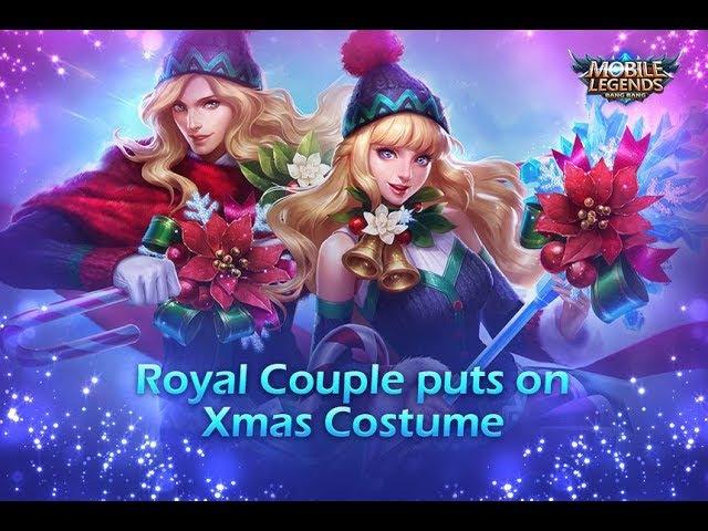 Одетта и Ланселот в Рождественском Карнавале!