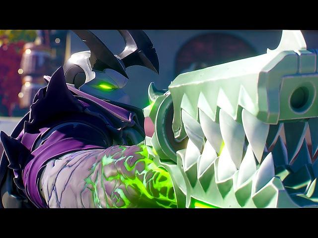 PALADINS - Battlegrounds, Team Deathmatch Champion Moji and Friends Trailer