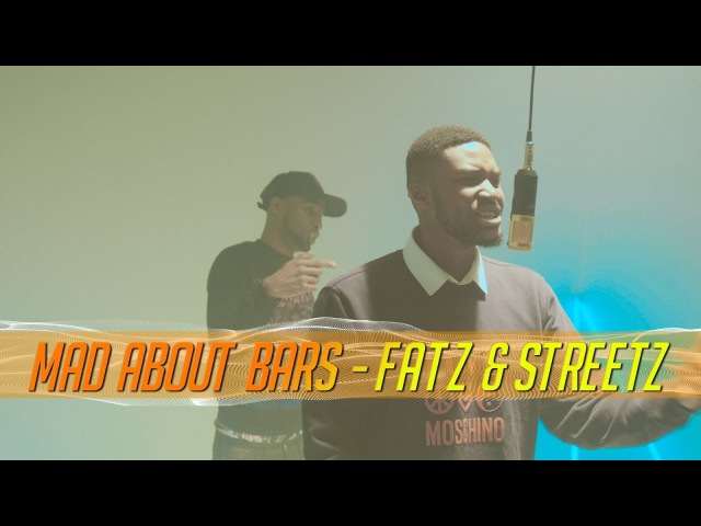 Fatz Streetz (Ice City Boyz) - Mad About Bars