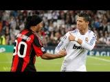Ronaldinho & Cristiano Ronaldo ●The Magicians ● Crazy Skills & Goals