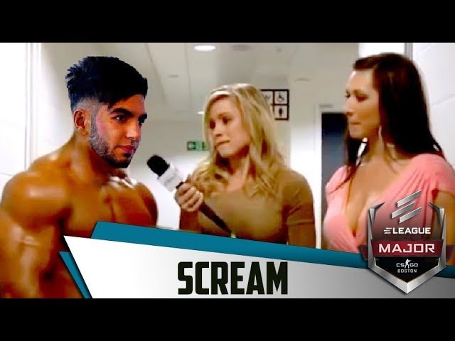 Sad Scream. Interview with scream Major Boston 2018 (hedshot machine one tap wun tap edshot machine)