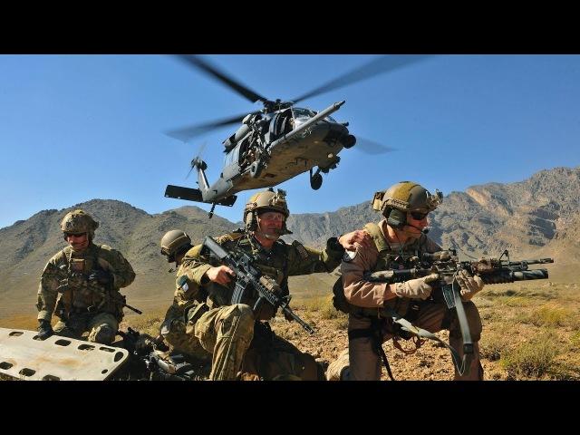 USAF Pararescuemen (PJs) • U.S. Air Force Special Operations