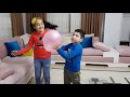 GAMZE ÇOK ŞAŞKIN Learn Colors With Finger Family Song, Collection