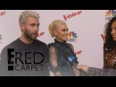 Adam Levine Jokes About Blake Shelton's Genitals | E! Live from the Red Carpet