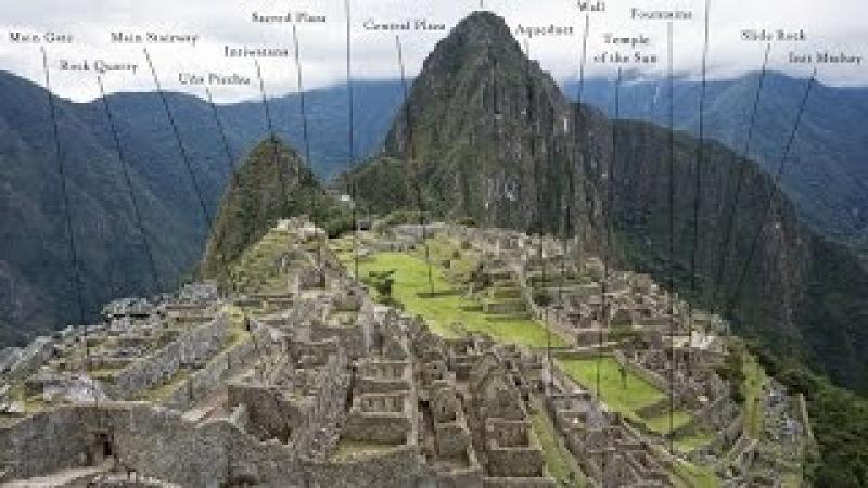 Así se construyó Machu Picchu Perú ingeniería asombrosa Multilingual subtitles