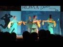 Ninfe Nereidi Danze Antiche@RomaDanceFestival Danza Romana - RomamoR