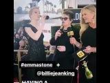 Instagram post by Emma Stone  Jan 8, 2018 at 1224pm UTC