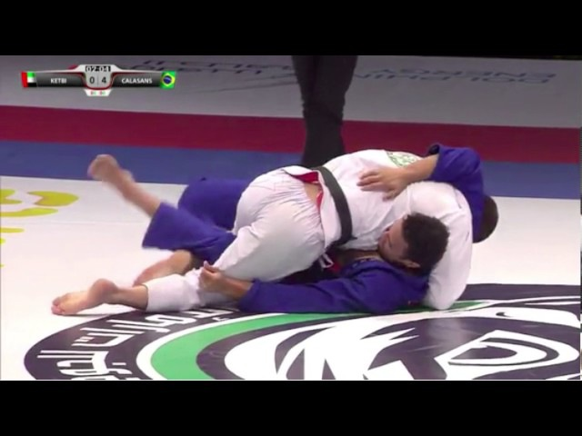 Faisal Al Ketbi vs Claudio Calasans 85kg Final 2017 World Pro