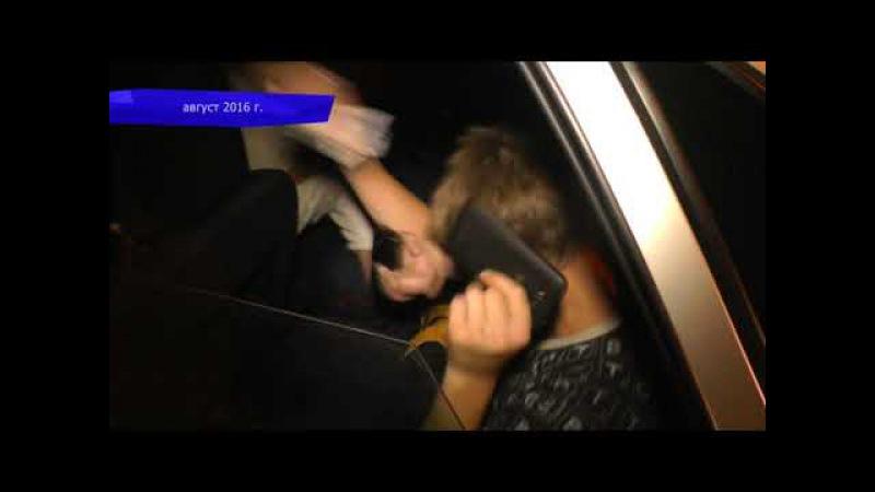 Погоня и стрельба по 16-летнему бесправнику на 8, Талица-Волково. Место происшествия 23.10.2017