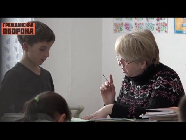 Железный занавес оккупированного Донбасса: принудительный ад - Гражданская оборона, 13.02.2018
