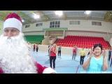 Танцующий Дед Мороз ХАЛИ ГАЛИ В СЫКТЫВКАРЕ группа Шанхай