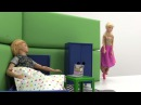 Игры с куклой Барби. Ухаживаем за Кеном. Видео с игрушками для девочек